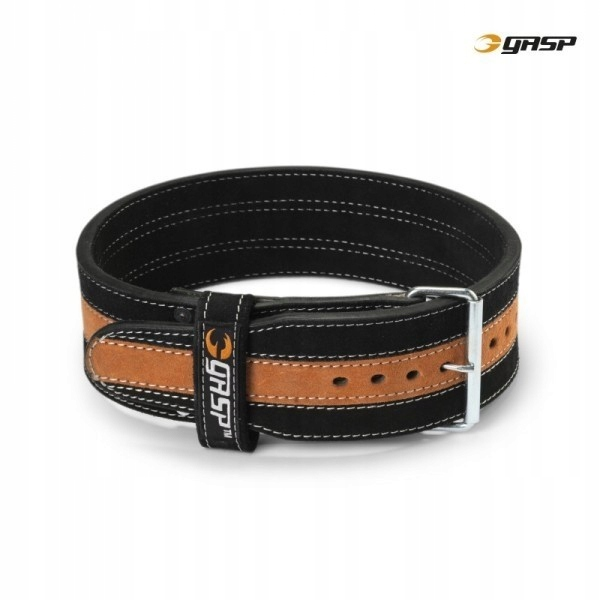 GASP Power Belt - kožený opasok XL