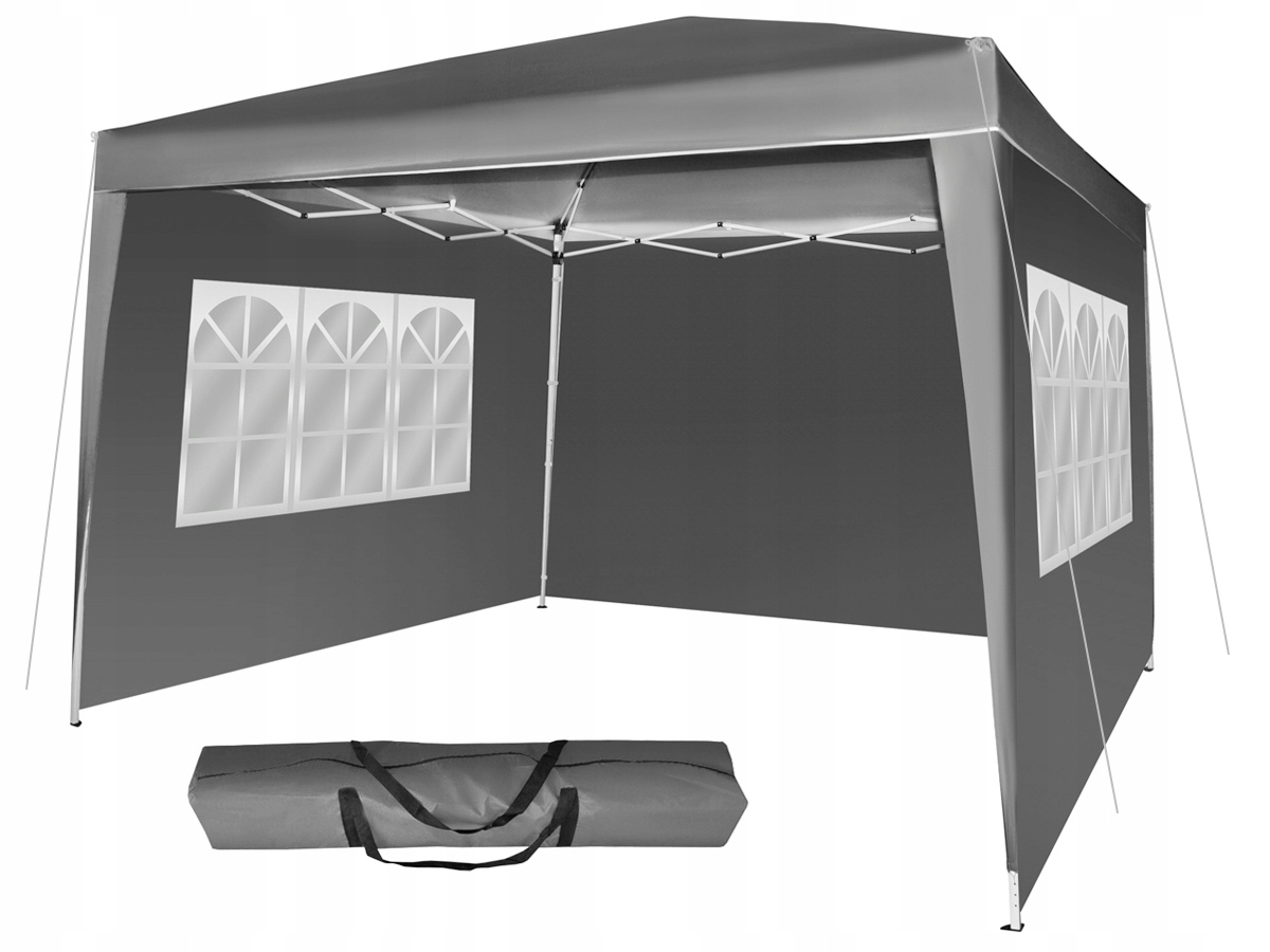 Pawilon Ogrodowy Namiot Handlowy Ekspresowy 3x3m k