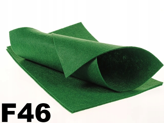 ВОЙЛОК 3 мм / 20x30 см МНОГО ЦВЕТОВ БЕСПЛАТНО - F46