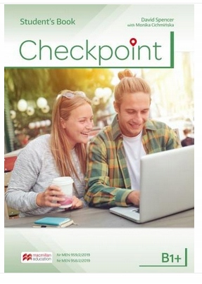Checkpoint B1+ podręcznik + książka cyfrowa