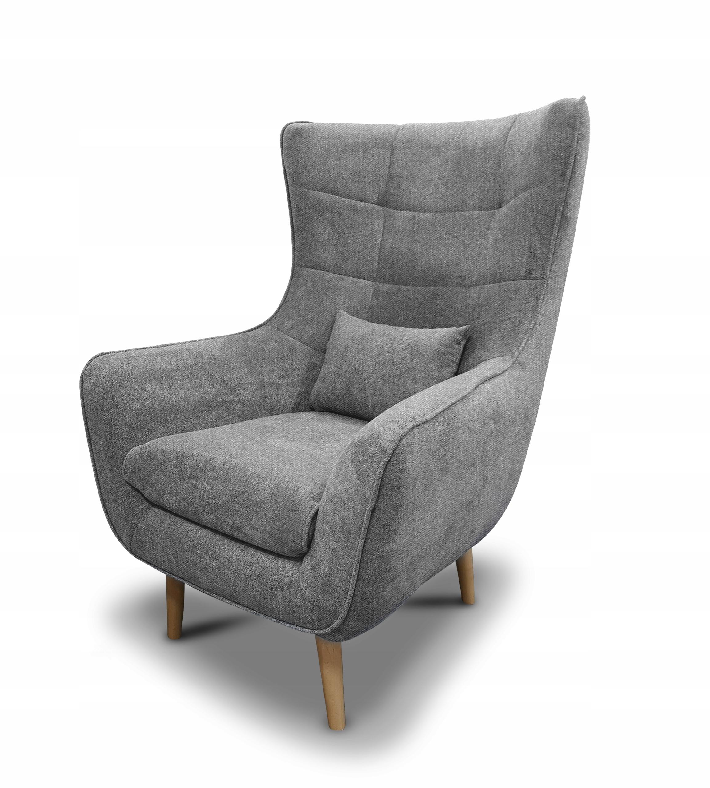 Кресло Uszak Lord - скандинавский дизайн, удобное