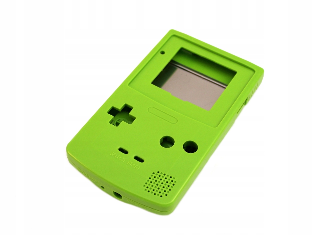 Item The body of the console Game Boy Color GBC [BRIGHT GREEN]
