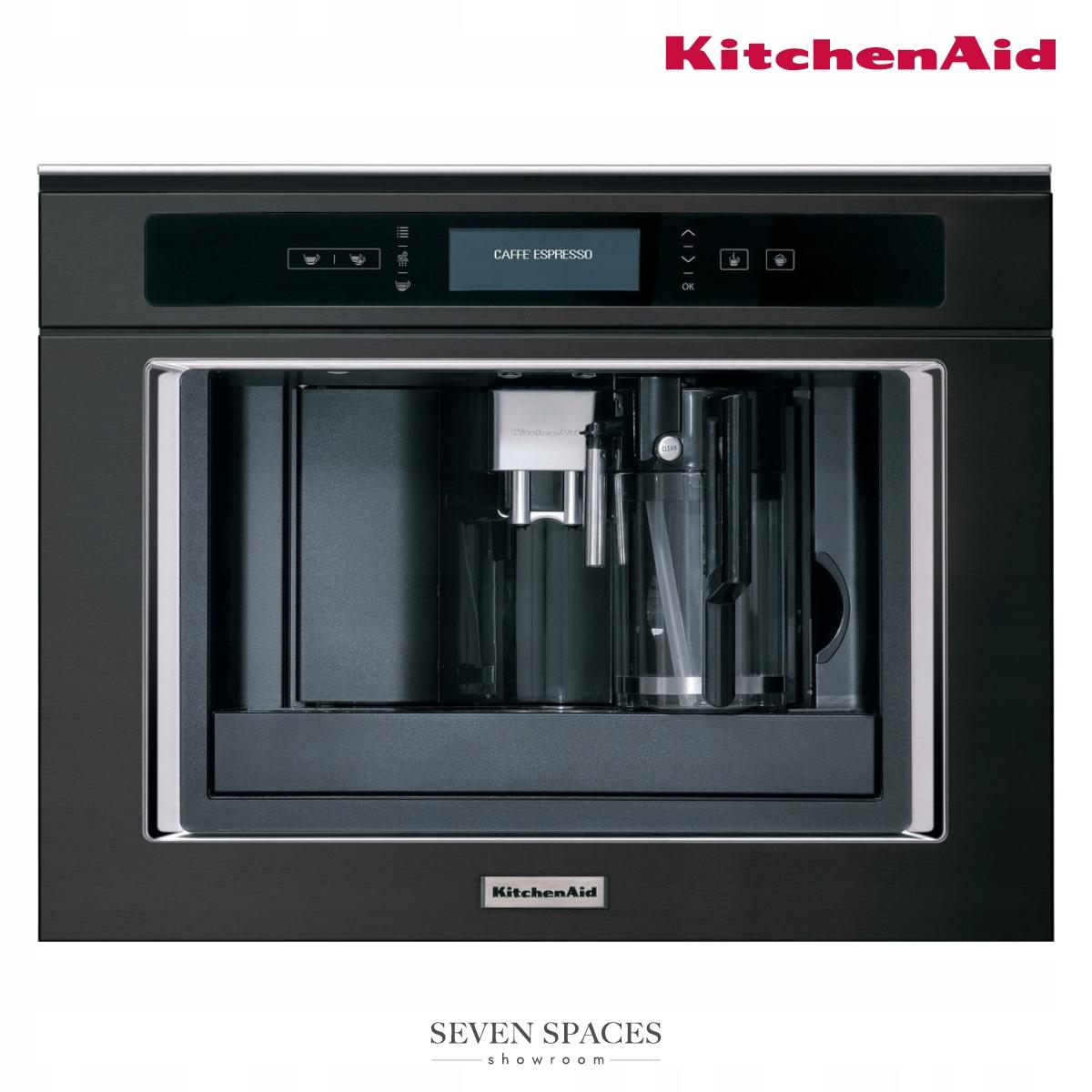 Ekspress KitchenAid KQXXXB 45600 встраиваемый черный