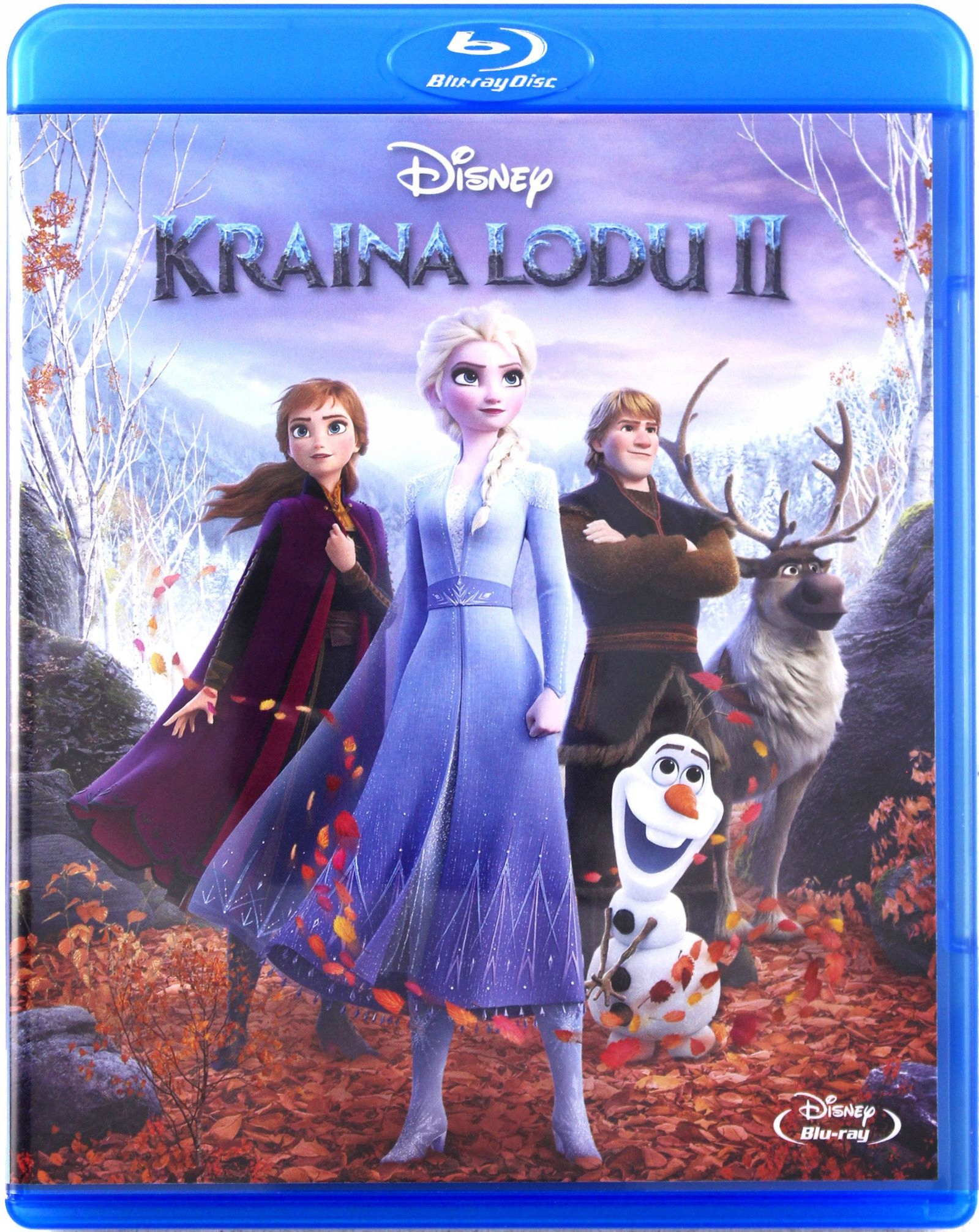 Item THE COUNTRY OF ICE 2 (DISNEY) (BLU-RAY) PREMIERE