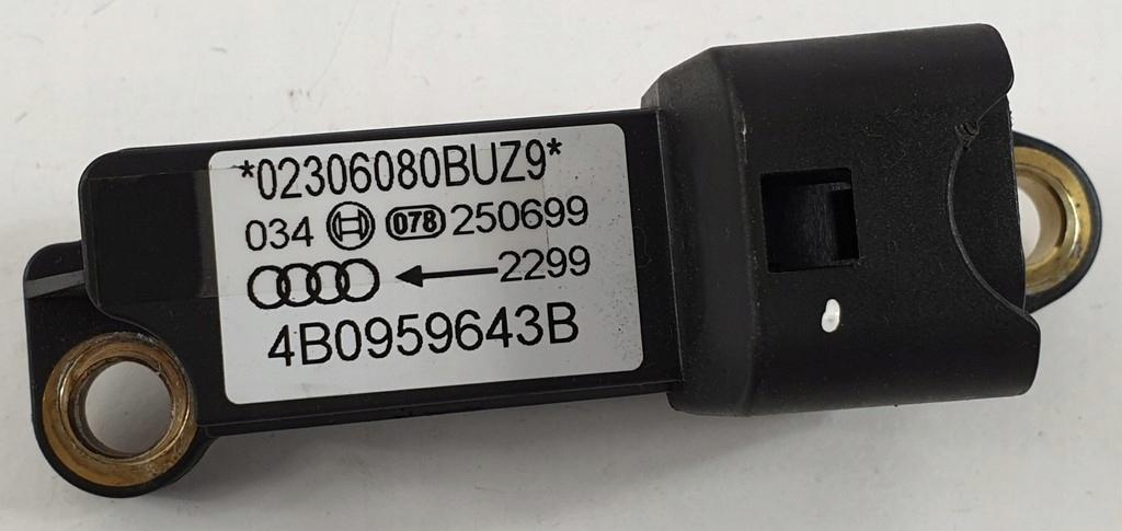сенсор ударный audi a6 c5 4b0959643b