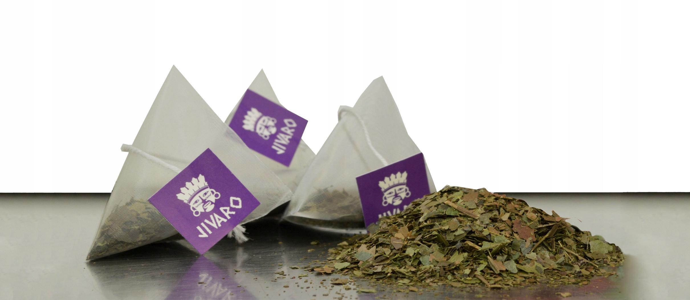 GUAYUSA Herbata JIVARO ZIELONA ENERGIA ENRGIA SLIM Nazwa handlowa Jivaro