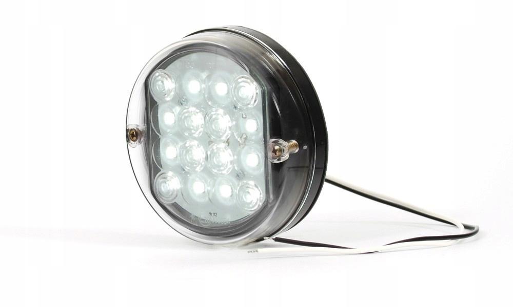 лампа led заднего вида круглая w33 172