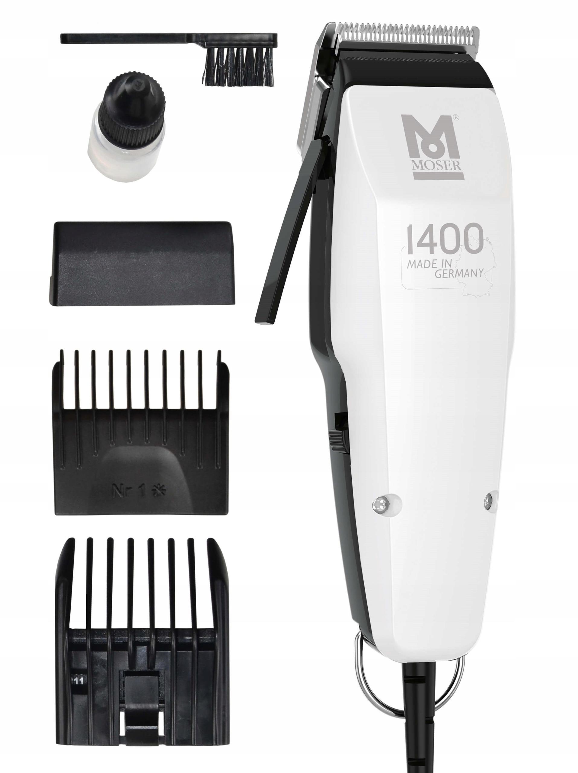 Maszynka Do Włosów Moser 1400 Stal Profesjonalna 9195450668 Sklep Internetowy Agd Rtv Telefony Laptopy Allegro Pl