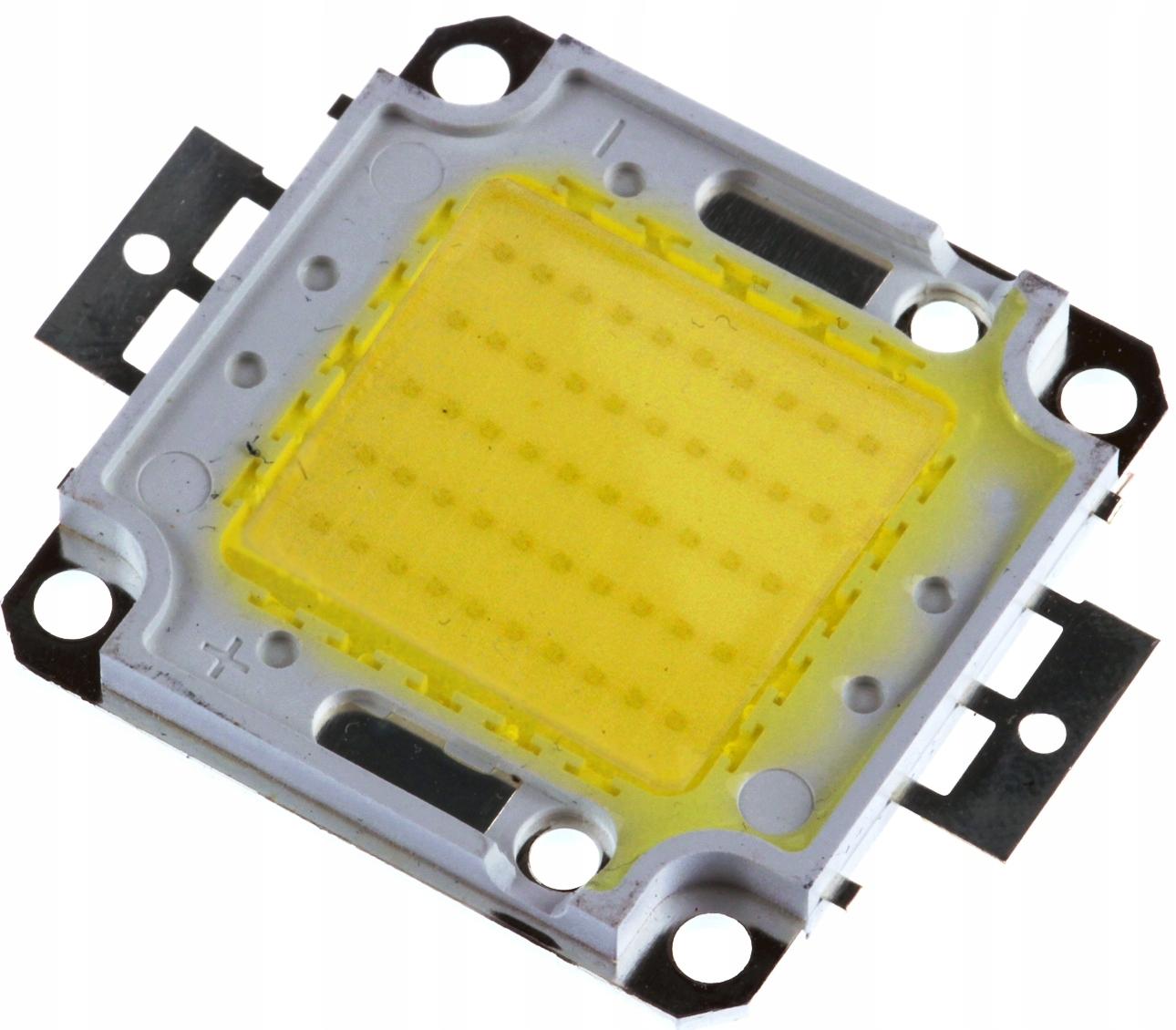 Светодиодный МОДУЛЬ COB светодиодный 50W белый EPISTAR