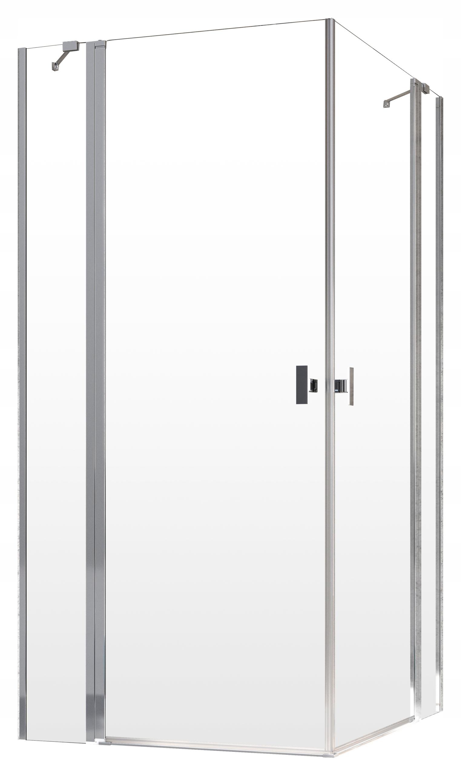 Sprchový kút Nes KDD II 100x90x200 RADAWAY