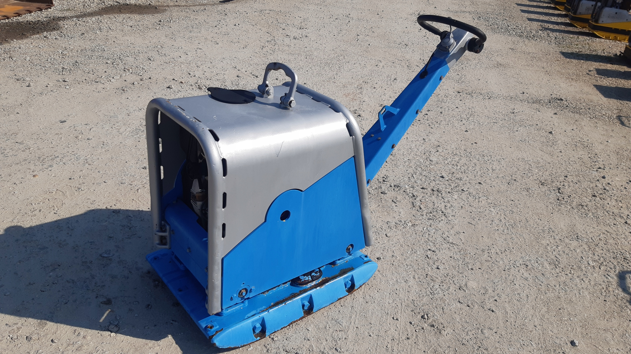 Компактор WEBER CR 8 590 кг! 07р! | Wacker Dpu |