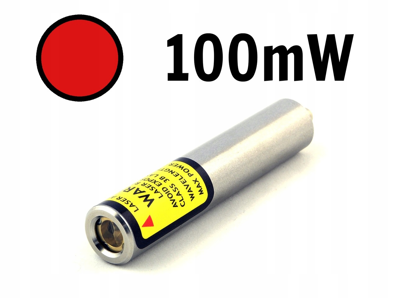 Lineárna lineárna červená 100mw 658nm IP67 Lambdawave