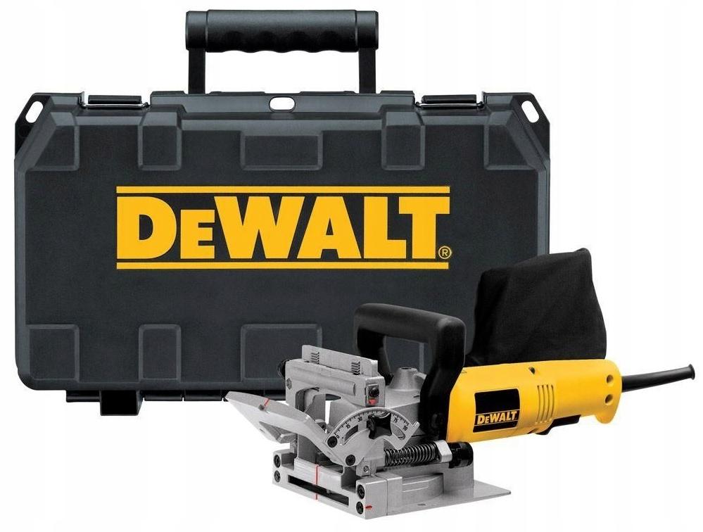 DeWALT DW682K Пазовальный станок lamello 600Вт