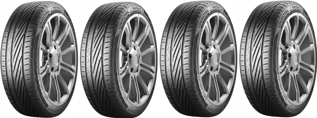 4x 205 / 55R16 Uniroyal RainSport 5 91V НОВОЕ ЛЕТО
