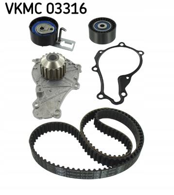 skf комплект грм vkmc03316