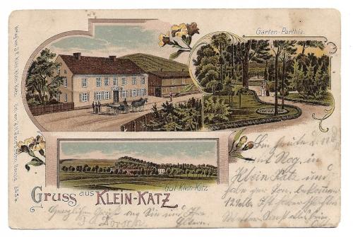 Gdynia Mały Kack - Klein Katz - UNIKAT