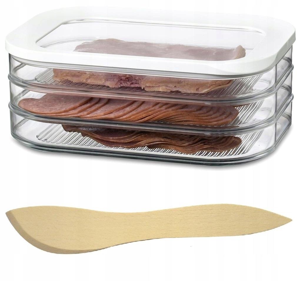 Контейнер для колбасных изделий MEPAL BOX CHEESE FOOD 3 в 1