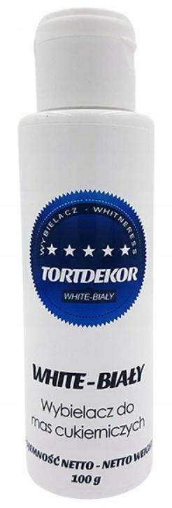 Крем-отбеливатель White Food Dye в геле