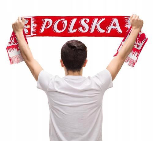 Купить шарфик !!лестница psa_L-XL_20421 болельщика PILKA футбольным 130 -9-12/74 на Eurozakup - цены и фото - доставка из Польши и стран Европы в Украину.