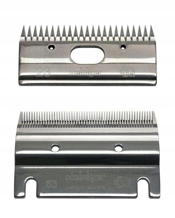 Sada nožov Heiniger 53/23