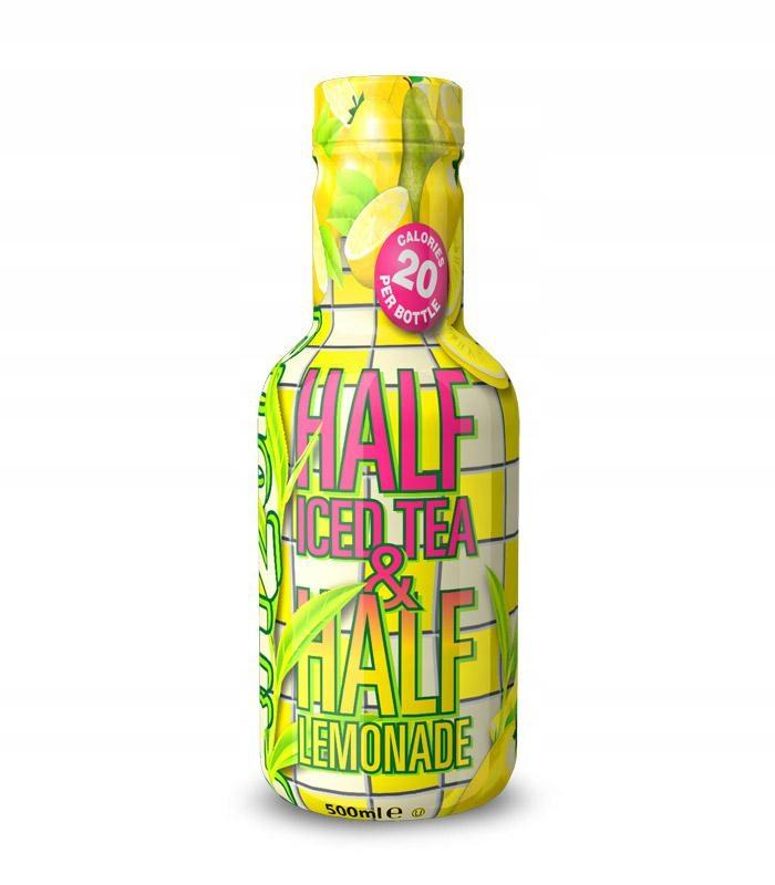 Arizona half Iced Tea and half Lemon 0,5