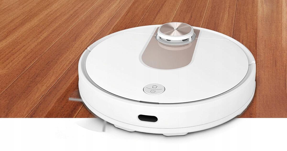 Viomi SE Robot sprzątający odkurzacz + MOP Kolor dominujący biały