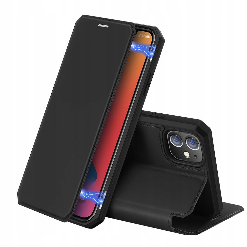 Etui DUX DUCIS Skin X do iPhone 12 / 12 Pro czarny