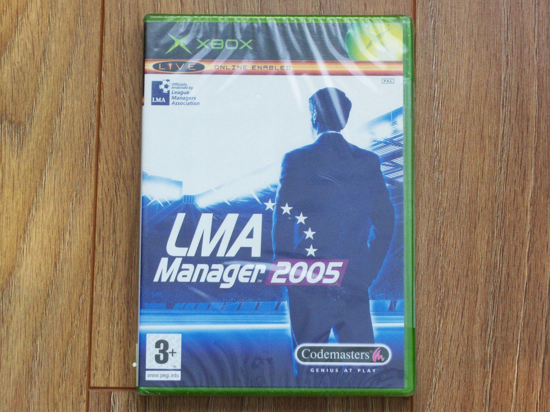 Manažér LMA 2005
