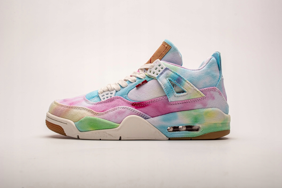 Nike Air Jordan 4 Retro Multi-Color AO2571-102