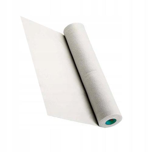 Biela technická plsť, hrúbka 12 mm