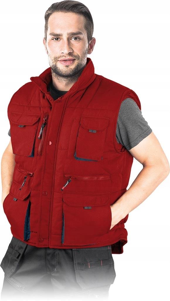 Жилет утепленный Корморан2 тёплый красный XL