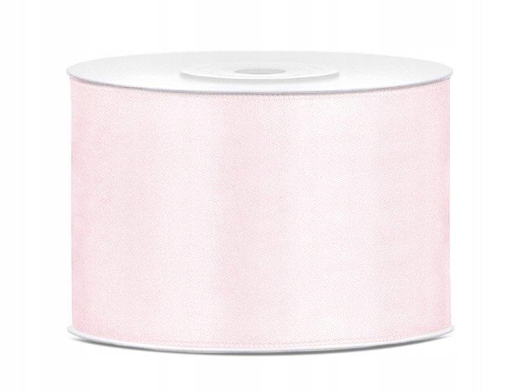 Купить Лента атласная, розовая пудра, 50мм / 25м на Otpravka - цены и фото - доставка из Польши и стран Европы в Украину.