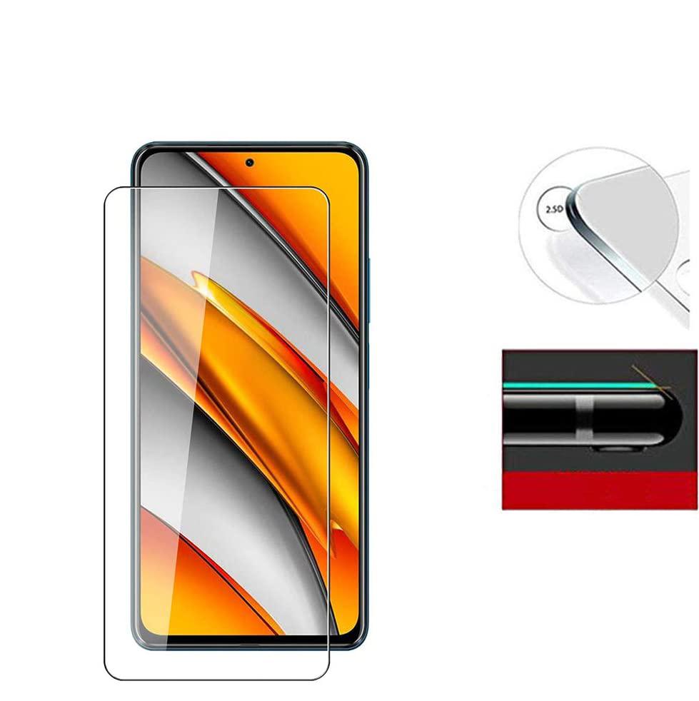 Szkło Hartowane Płaskie 9H do Xiaomi Poco F3 Dedykowany model Xiaomi Poco F3