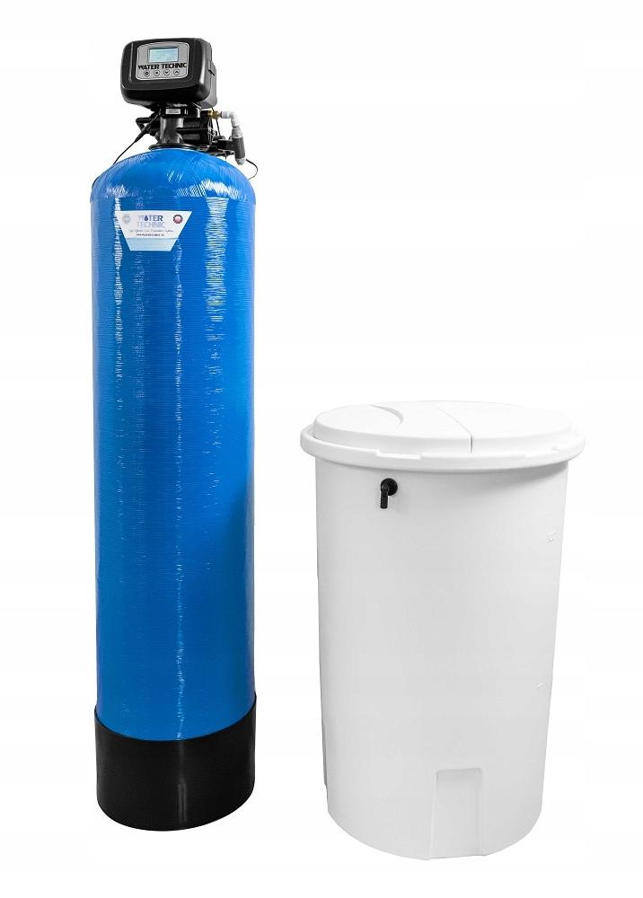 ZMIĘKCZACZ WODY WATER TECHNIC 80 UP-FLOW + DODATKI Marka Water Technic