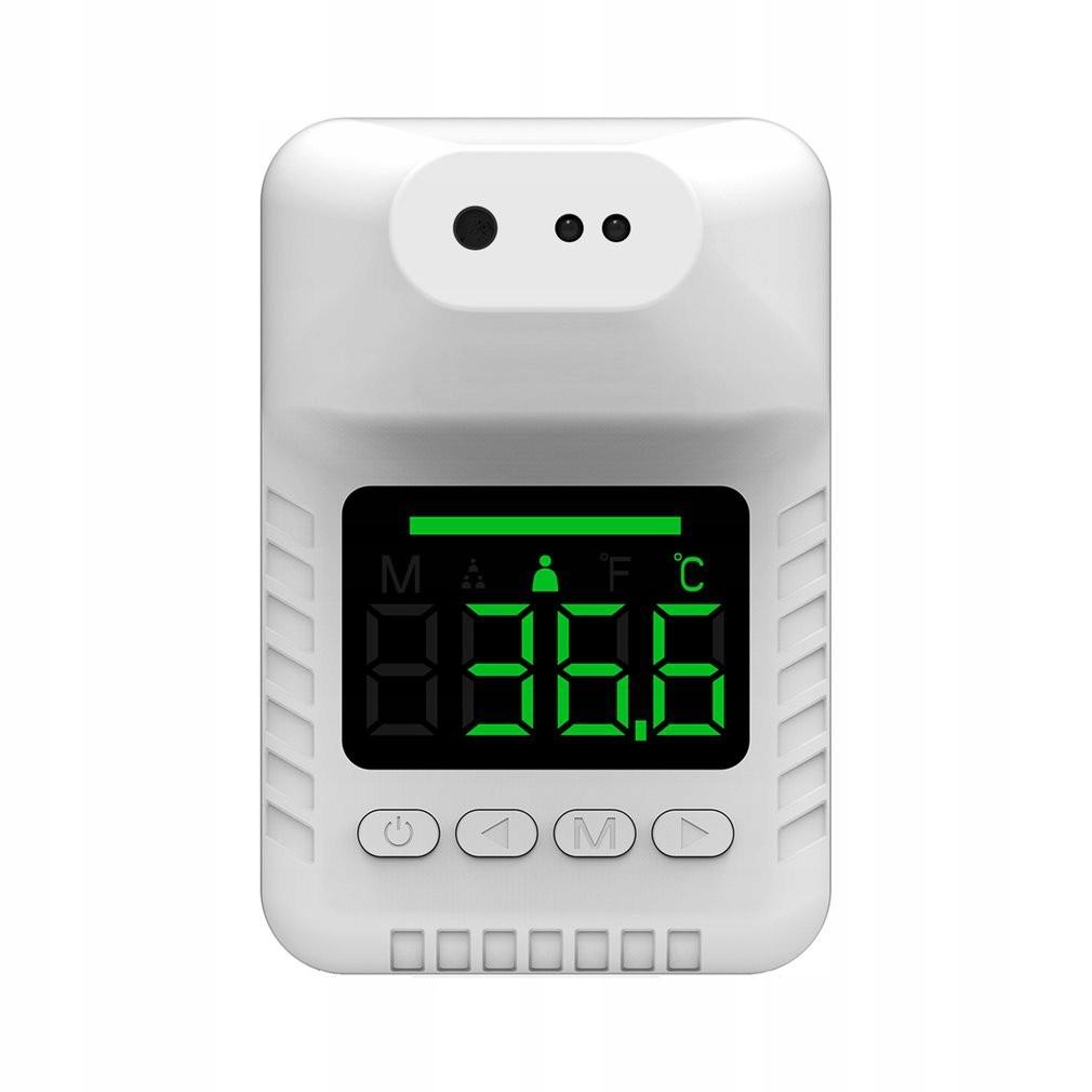 Szybki Termometr Bezdotykowy Podczerwień na statyw