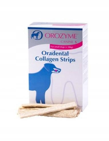 Orozyme Dental Collagen Strips (S) 224g + GRATIS