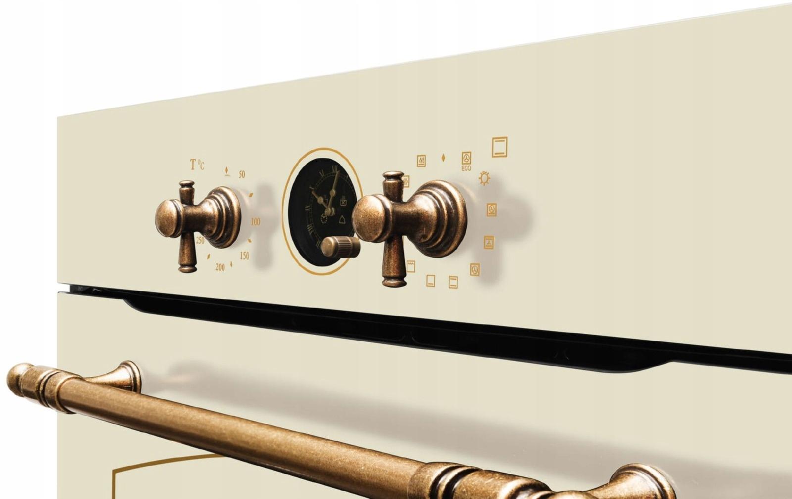 Духовой шкаф AMICA ED17319W Retro Тип электрической духовки