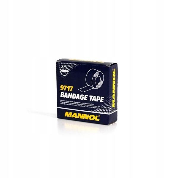 MANNOL 9717 Давление INSULATING TAPE 25mm x 10m