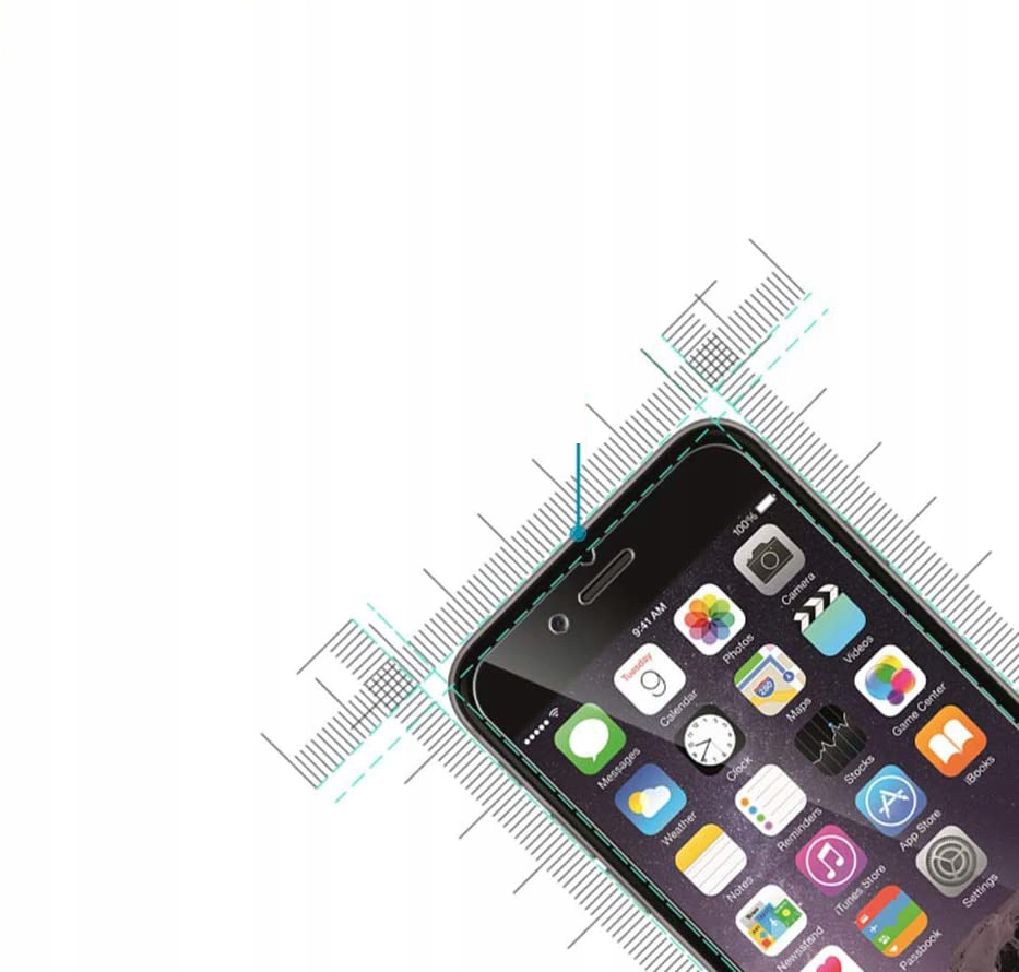 Szkło Hartowane do iPhone 8 Plus / 7 Plus / 6 Plus Kod producenta Szkło Hartowane do iPhone 8 Plus / 7 Plus / 6 Plus