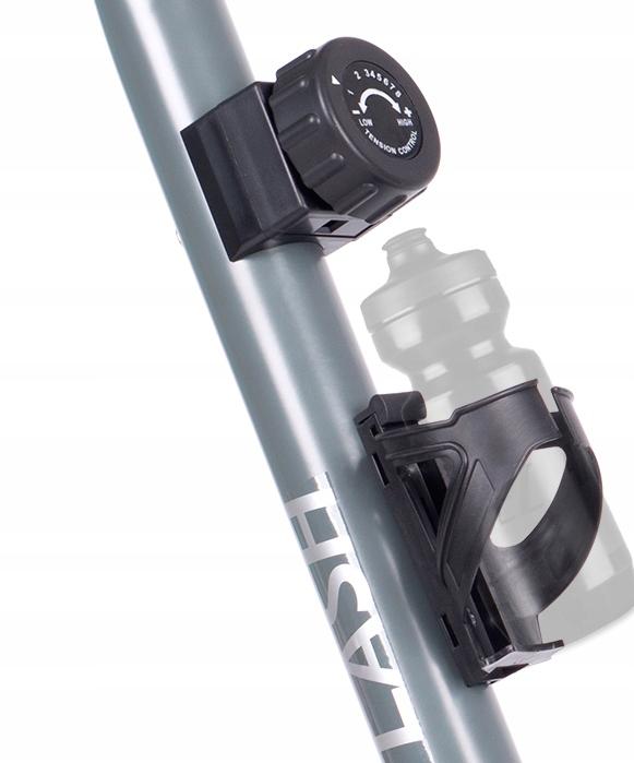 SG FLASH rower magnetyczny TRENINGOWY stacjonarny Typ pionowy