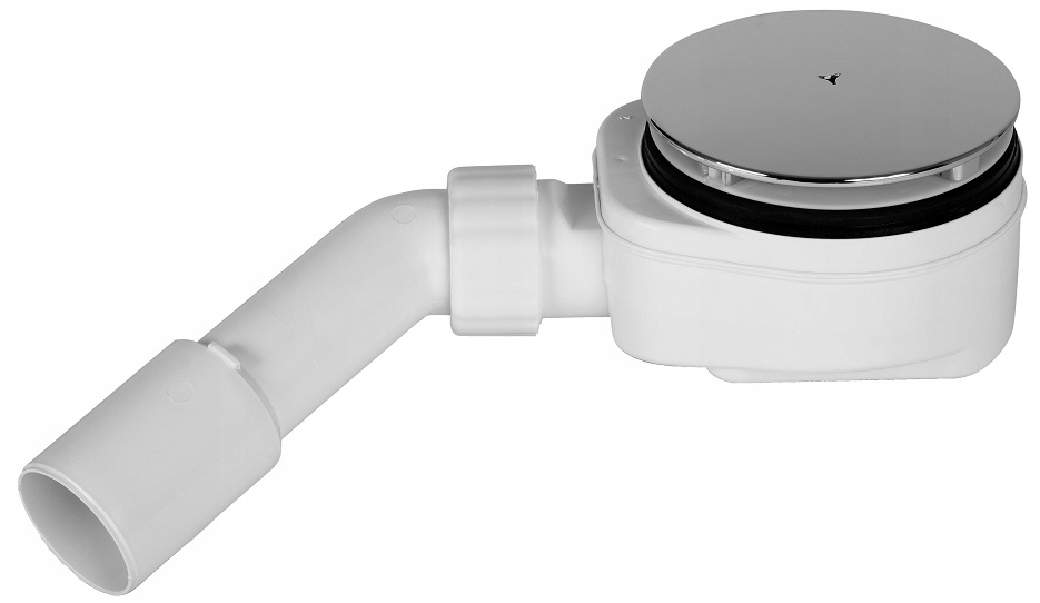 Samočistiaci sifón sprchovej vaničky R500