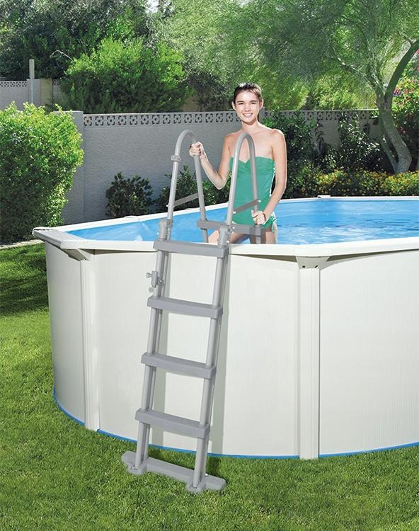 Záhradný bazén CELÝ ROK Stojan 610x360 56369 Typ Stojanový bazén