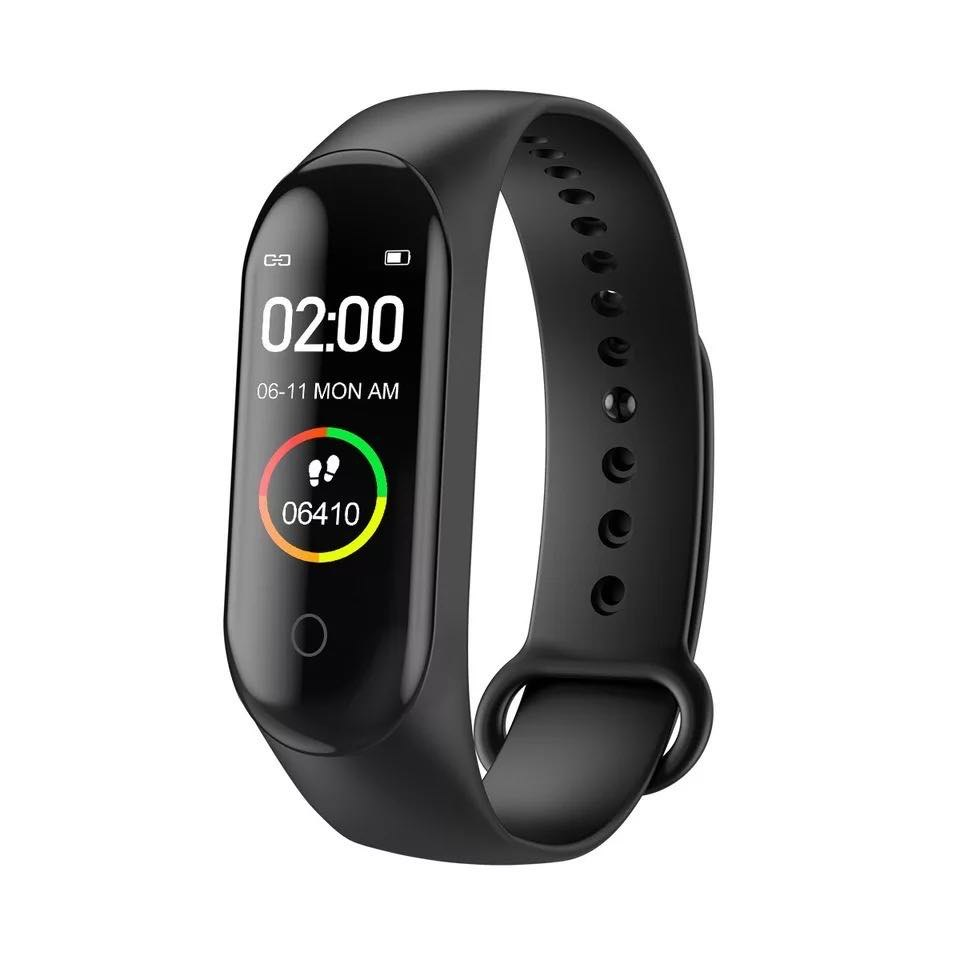 SMARTWATCH M4 OPASKA ZEGAREK SMARTBAND SMART WATCH