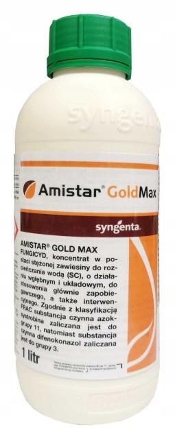 AMISTAR GOLD MAX 1л азоксистробин дифеноконазол