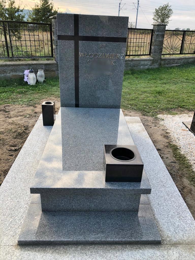 Надгробие Памятник Надгробие Твердые памятники - STRZEGOM