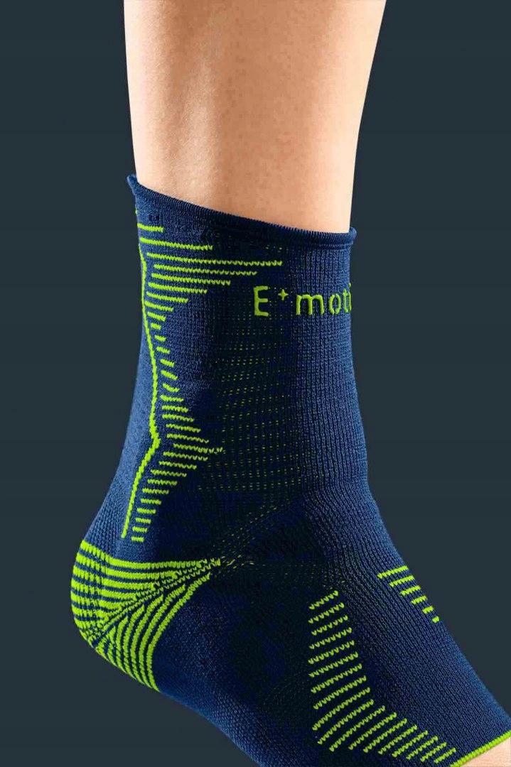 ORTEZA STAWU SKOKOWEGO LevaMed E-Motion Waga produktu z opakowaniem jednostkowym 0.15 kg