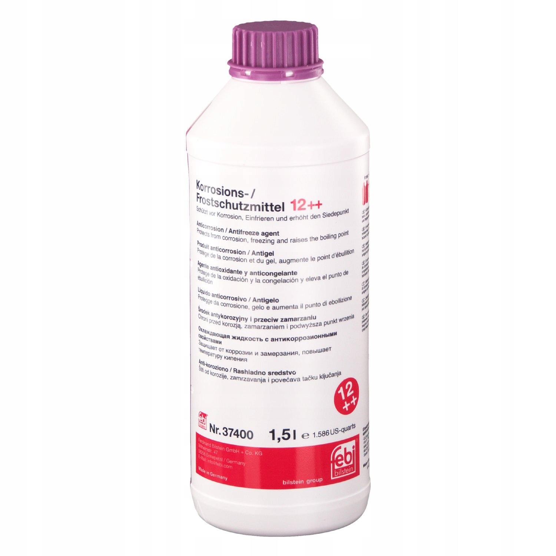 Концентрат антифриз G12++ 1.5 Л FEBI розовый