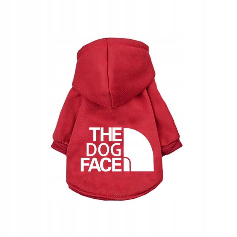ADIDOG FACE GREY CLOTH WARM FOR DOG СВИТШОТ