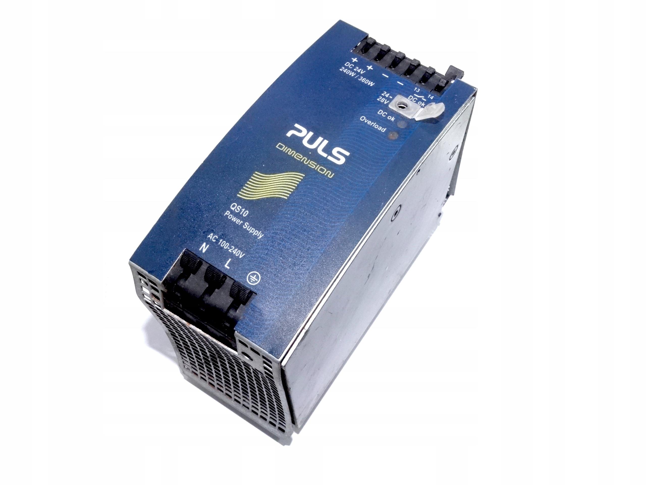 Блок питания PULS QS10.241 24V 10A