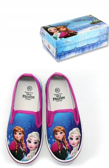 tenisky Frozen papuče topánky Disney Frozen